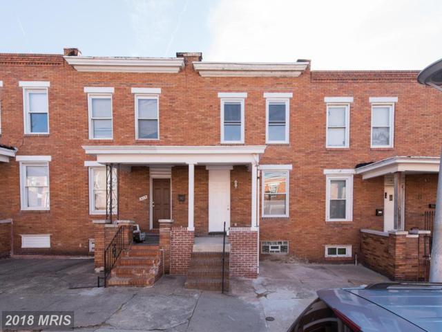 613 Clinton Street, Baltimore, MD 21205 (#BA10187117) :: Bob Lucido Team of Keller Williams Integrity