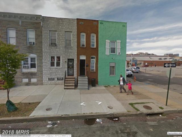528 Collington Avenue, Baltimore, MD 21205 (#BA10187700) :: The Gus Anthony Team