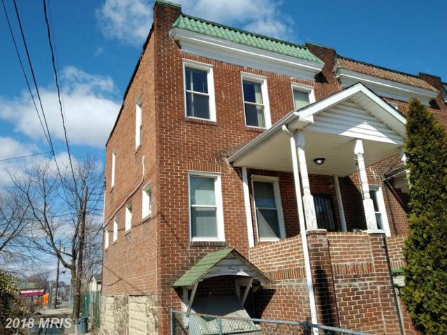3722 Spaulding Avenue, Baltimore, MD 21215 (#BA10187708) :: The Gus Anthony Team