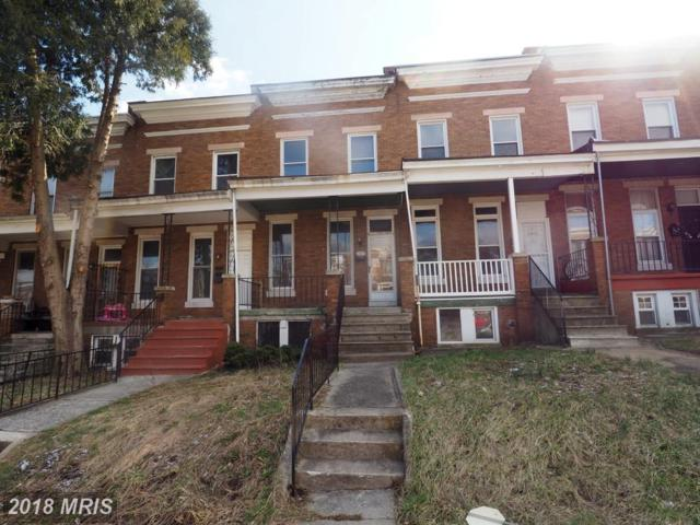 2809 Clifton Avenue, Baltimore, MD 21216 (#BA10188006) :: CR of Maryland