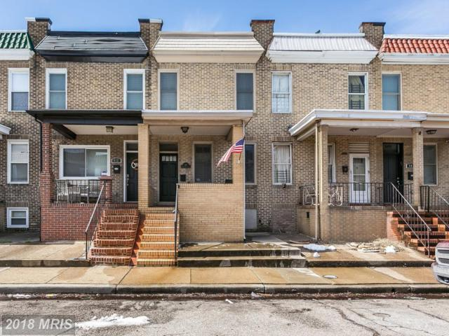 610 Grundy Street, Baltimore, MD 21224 (#BA10188214) :: SURE Sales Group