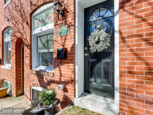 236 Castle Street, Baltimore, MD 21231 (#BA10188510) :: The Sebeck Team of RE/MAX Preferred