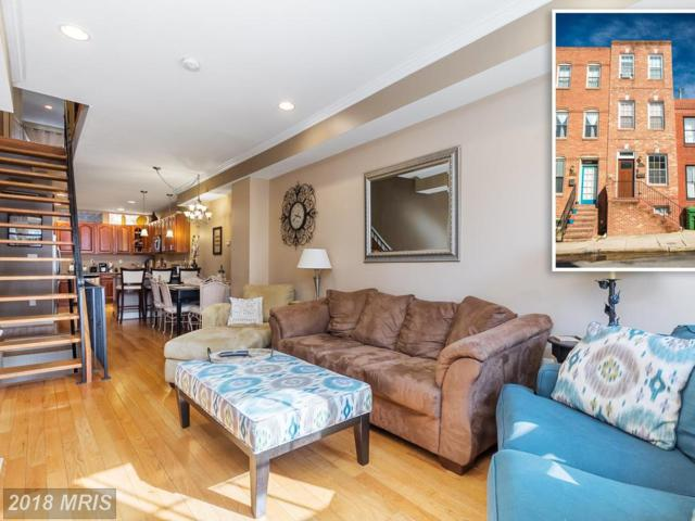 921 Baylis Street, Baltimore, MD 21224 (#BA10188622) :: The Sebeck Team of RE/MAX Preferred