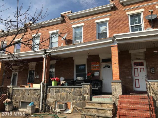 3634 Fayette Street E, Baltimore, MD 21224 (#BA10188725) :: The Sebeck Team of RE/MAX Preferred