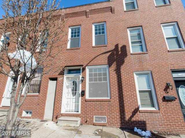 2344 E Fayette Street, Baltimore, MD 21224 (#BA10189129) :: Dart Homes