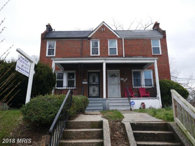 4503 Rogers Avenue N, Baltimore, MD 21215 (#BA10199456) :: The Daniel Register Group