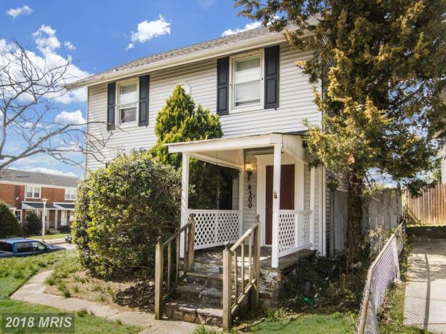 4300 Grand View Avenue, Baltimore, MD 21211 (#BA10203227) :: RE/MAX Executives