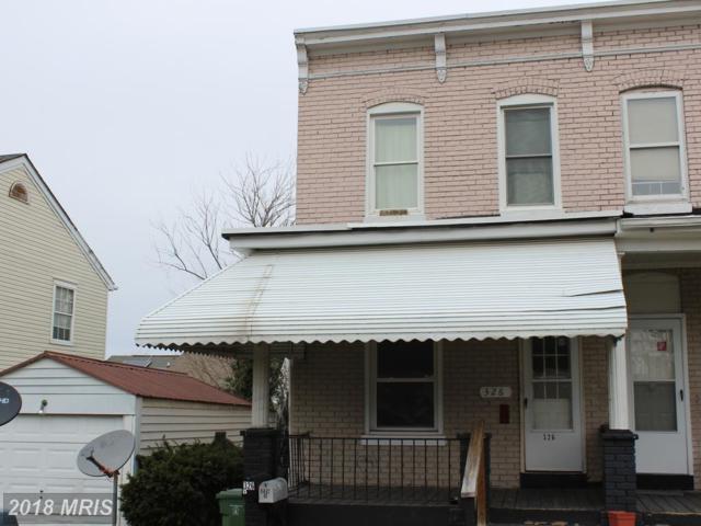 326 Maude Avenue, Baltimore, MD 21225 (#BA10203335) :: Keller Williams Pat Hiban Real Estate Group