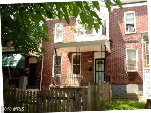 3016 Presstman Street, Baltimore, MD 21216 (#BA10205017) :: Keller Williams Pat Hiban Real Estate Group