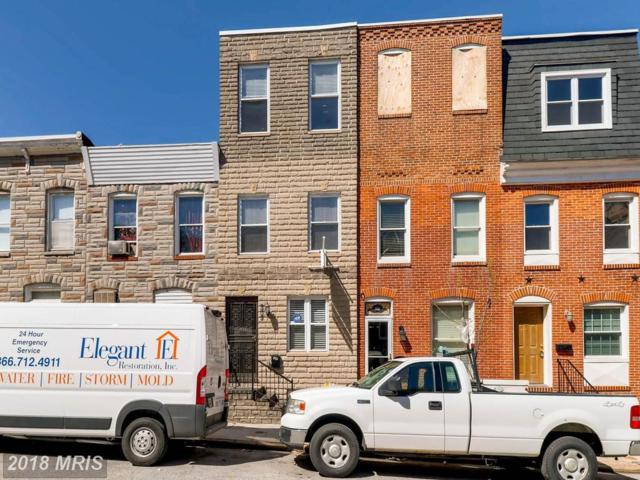 508 S Bouldin Street, Baltimore, MD 21224 (#BA10205485) :: Keller Williams Pat Hiban Real Estate Group