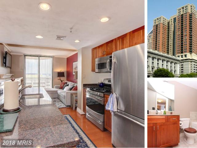 414 Water Street #1909, Baltimore, MD 21202 (#BA10206940) :: ExecuHome Realty