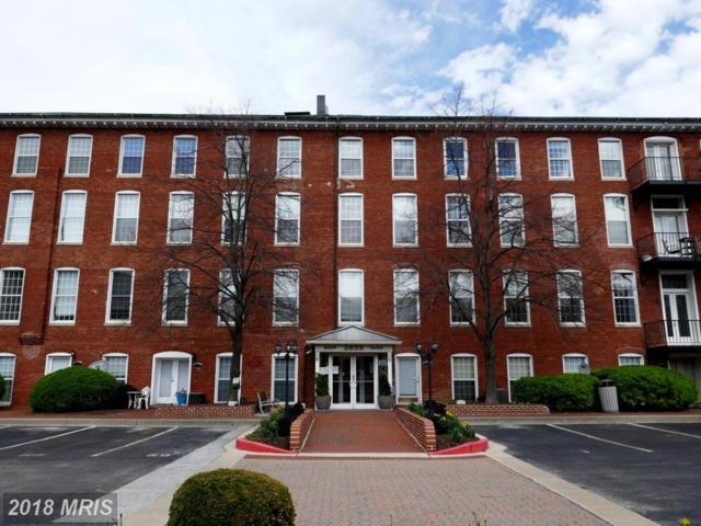 2639 Boston Street #315, Baltimore, MD 21224 (#BA10207010) :: The Daniel Register Group