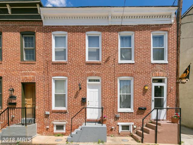 1613 Harden Court, Baltimore, MD 21230 (#BA10207080) :: The Miller Team