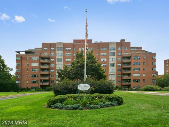 3601 Greenway #101, Baltimore, MD 21218 (#BA10208005) :: Browning Homes Group