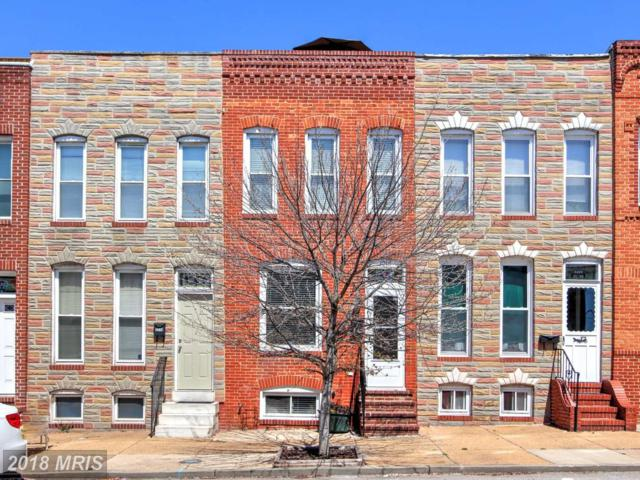 3216 Fait Avenue, Baltimore, MD 21224 (#BA10208960) :: The Dailey Group