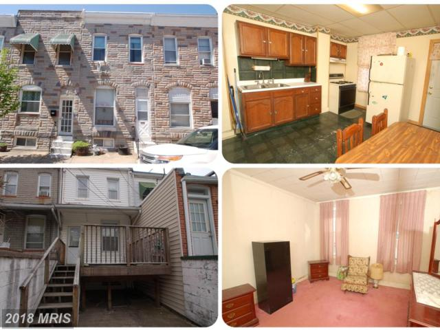 434 Robinson Street S, Baltimore, MD 21224 (#BA10209267) :: The Dailey Group
