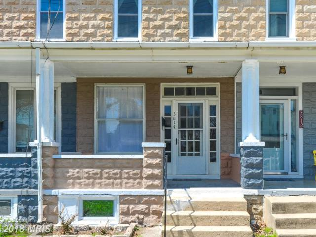 3814 6TH Street, Baltimore, MD 21225 (#BA10211025) :: Keller Williams Pat Hiban Real Estate Group