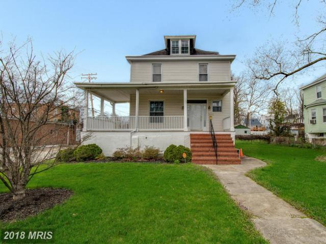 3600 Woodbine Avenue, Baltimore, MD 21207 (#BA10212936) :: The Bob & Ronna Group