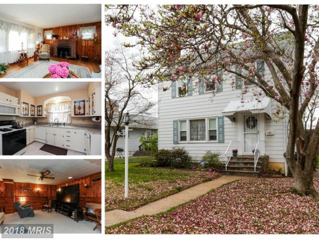 4008 3RD Street, Baltimore, MD 21225 (#BA10213663) :: Keller Williams Pat Hiban Real Estate Group