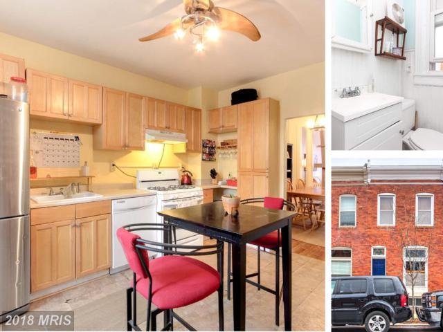 633 Eaton Street S, Baltimore, MD 21224 (#BA10213694) :: SURE Sales Group