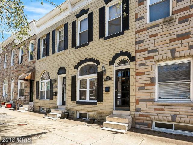 719 Conkling Street S, Baltimore, MD 21224 (#BA10213880) :: The Miller Team