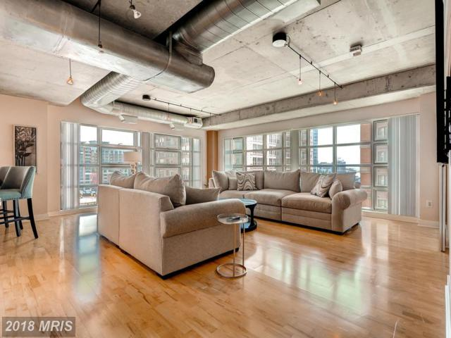 850 Aliceanna Street #505, Baltimore, MD 21202 (#BA10213987) :: Dart Homes