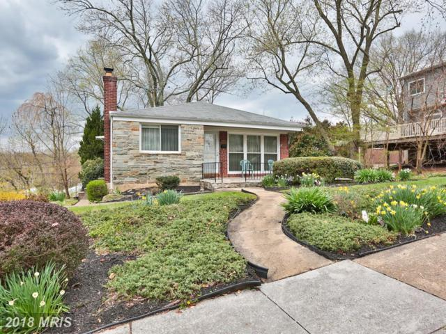 6024 Woodcrest Avenue, Baltimore, MD 21209 (#BA10214455) :: The Bob & Ronna Group
