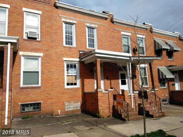 607 Clinton Street N, Baltimore, MD 21205 (#BA10214495) :: The Bob & Ronna Group