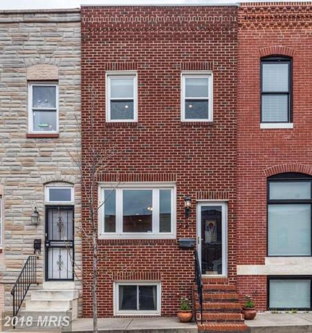 221 Clinton Street S, Baltimore, MD 21224 (#BA10214584) :: The Bob & Ronna Group