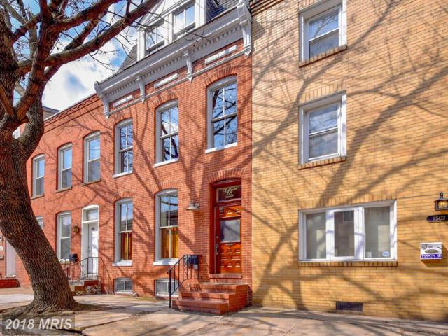 1504 Riverside Avenue, Baltimore, MD 21230 (#BA10215451) :: The Dailey Group