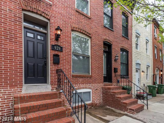 929 Kenwood Avenue S, Baltimore, MD 21224 (#BA10215491) :: ExecuHome Realty