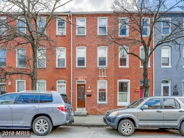 1256 Riverside Avenue, Baltimore, MD 21230 (#BA10215856) :: The Dailey Group