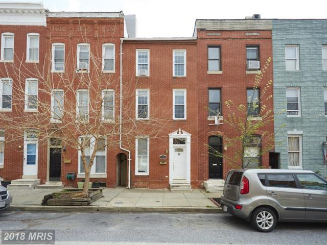 115 Ann Street S, Baltimore, MD 21231 (#BA10215931) :: The Dailey Group
