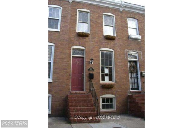 509 Glover Street S, Baltimore, MD 21224 (#BA10216544) :: The Dailey Group