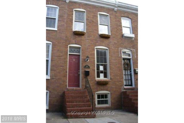 509 Glover Street S, Baltimore, MD 21224 (#BA10216544) :: LoCoMusings