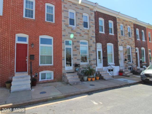 1427 Lowman Street, Baltimore, MD 21230 (#BA10216801) :: The Dailey Group