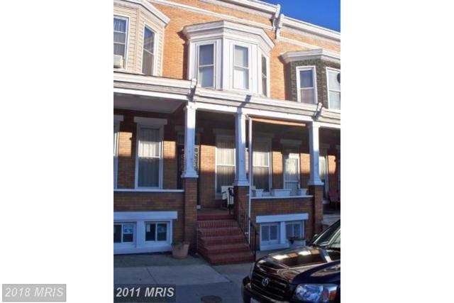 1809 Bentalou Street, Baltimore, MD 21216 (#BA10217202) :: The Dailey Group