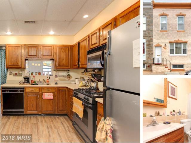 221 Eaton Street S, Baltimore, MD 21224 (#BA10217260) :: The Dailey Group