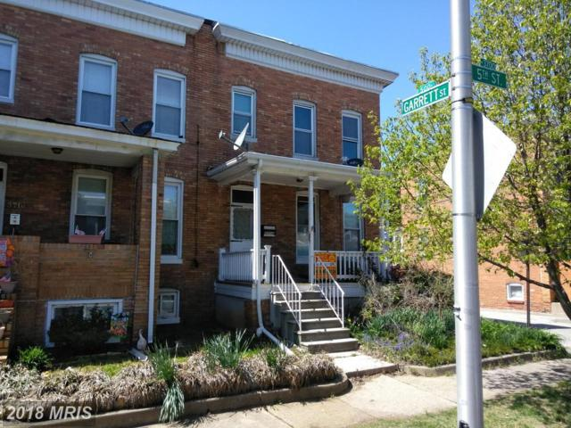 3714 5TH Street N, Baltimore, MD 21225 (#BA10217552) :: Keller Williams Pat Hiban Real Estate Group