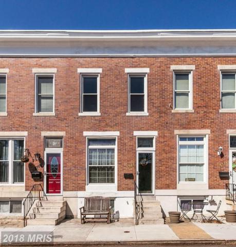 1740 Webster Street, Baltimore, MD 21230 (#BA10217591) :: Keller Williams Pat Hiban Real Estate Group