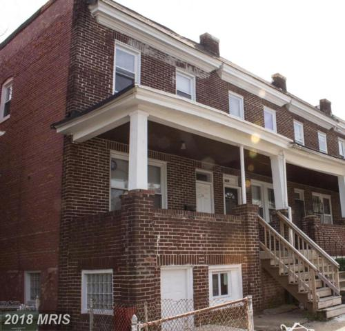 621 Cator Avenue, Baltimore, MD 21218 (#BA10218267) :: ExecuHome Realty