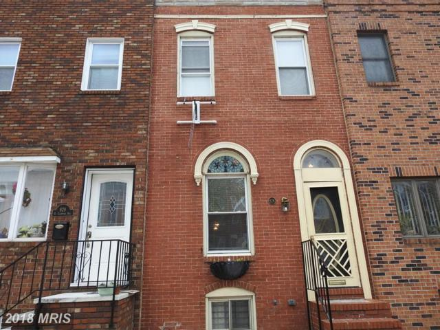 826 Ellwood Avenue S, Baltimore, MD 21224 (#BA10218751) :: LoCoMusings