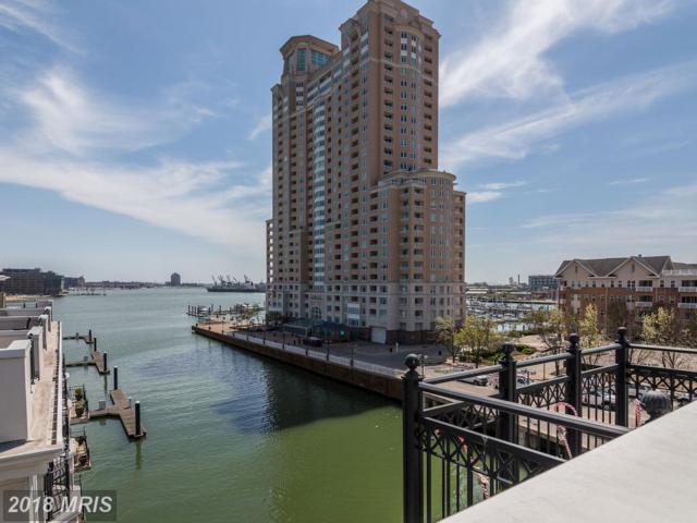 1023 Pier Pointe Landing #115, Baltimore, MD 21230 (#BA10219309) :: Dart Homes