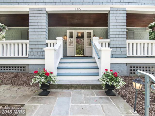 105 Beechdale Road, Baltimore, MD 21210 (#BA10219383) :: RE/MAX Success