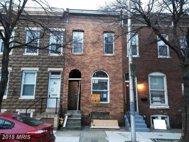 2121 Mcculloh Street, Baltimore, MD 21217 (#BA10219748) :: Keller Williams Pat Hiban Real Estate Group