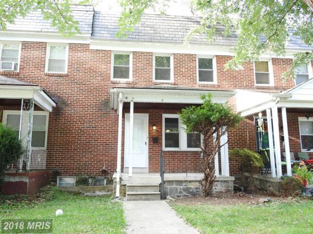 5456 Frederick Avenue, Baltimore, MD 21229 (#BA10219933) :: Century 21 New Millennium