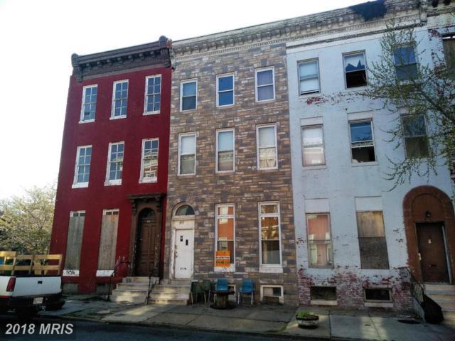 912 Arlington Avenue N, Baltimore, MD 21217 (#BA10219987) :: Century 21 New Millennium
