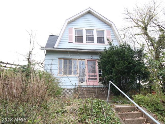 3023 Overland Avenue, Baltimore, MD 21214 (#BA10221370) :: Provident Real Estate