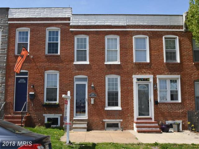 1206 Towson Street, Baltimore, MD 21230 (#BA10221734) :: Bob Lucido Team of Keller Williams Integrity