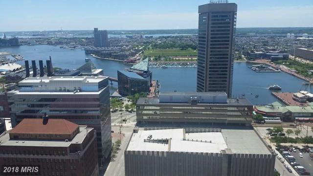 414 Water Street #1315, Baltimore, MD 21202 (#BA10223337) :: Dart Homes